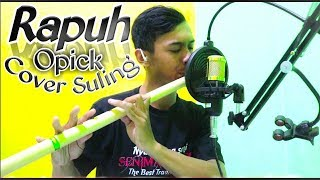 Download Mp3 Rapuh - Opick | Cover Suling Bambu