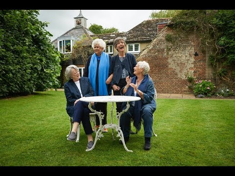 Tea with the Dames – Official Trailer