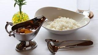 カレーライスの作り方(高級レストランの味わい) - How to make Curry Rice thumbnail