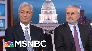 White House Delay On Infrastructure Policy Is 'Holding Us Back,' Fmr. Chief Says | MTP Daily | MSNBC