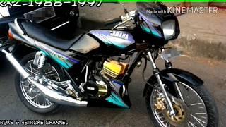 Sejarah Yamaha RX KING RX series dari generasi ke generasi