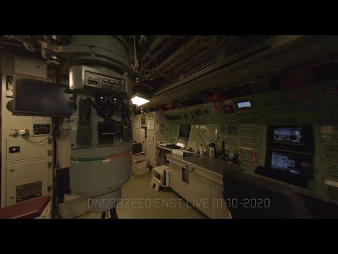 Vlieg mee door een onderzeeboot van de Koninklijke Marine!
