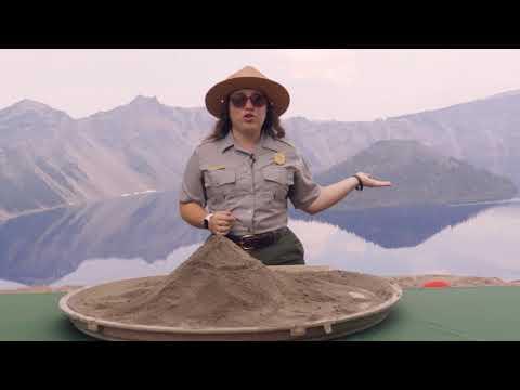 The Collapsing Volcano - Virtual Junior Ranger Activity