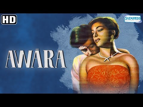 Raj kapoor Hit Movie Awara (1956) - Nargis | Prithviraj Kapoor | Best Bollywood Classic Movie