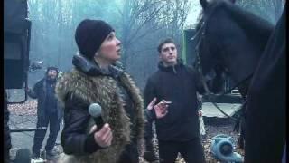 Making of Оля Лима, режиссер Ольга Навроцкая