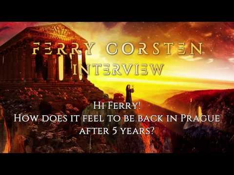 FERRY CORSTEN - INTERVIEW