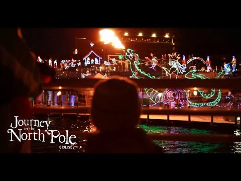 Journey to the North Pole on Lake Coeur d'Alene