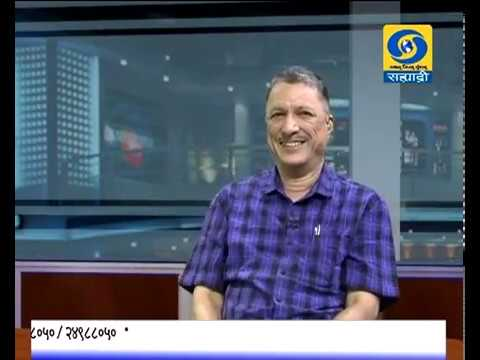 लोकसेवा प्रसारण दिवस विशेष (Live) सखी सह्याद्री - चंद्रकांत बर्वे व केशव साठे 12.11.2019