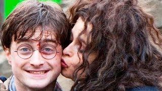 10 BEHIND THE SCENES MOMENTE, die HARRY POTTER komplett ZERSTÖREN!!