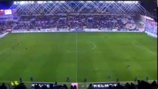 Video Gol Pertandingan Rayo Vallecano vs Celta Vigo