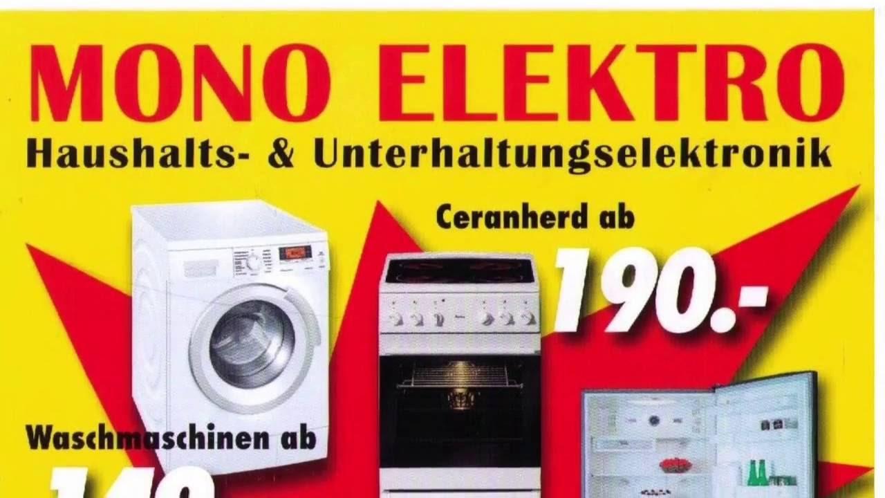 waschmaschine trockner k hlschrank gefrierschrank duisburg d sseldorf youtube. Black Bedroom Furniture Sets. Home Design Ideas