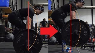 FIX A WEAK Deadlift: Getting The Starting Position Right