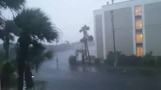 Hurricane Matthew in Savannah, GA – Huracán Matthe