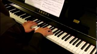 ABRSM Piano 2015-2016 Grade 5 A:2 A2 Dussek Allegro non Tanto Op.19 No.1 Movement 1 by Alan