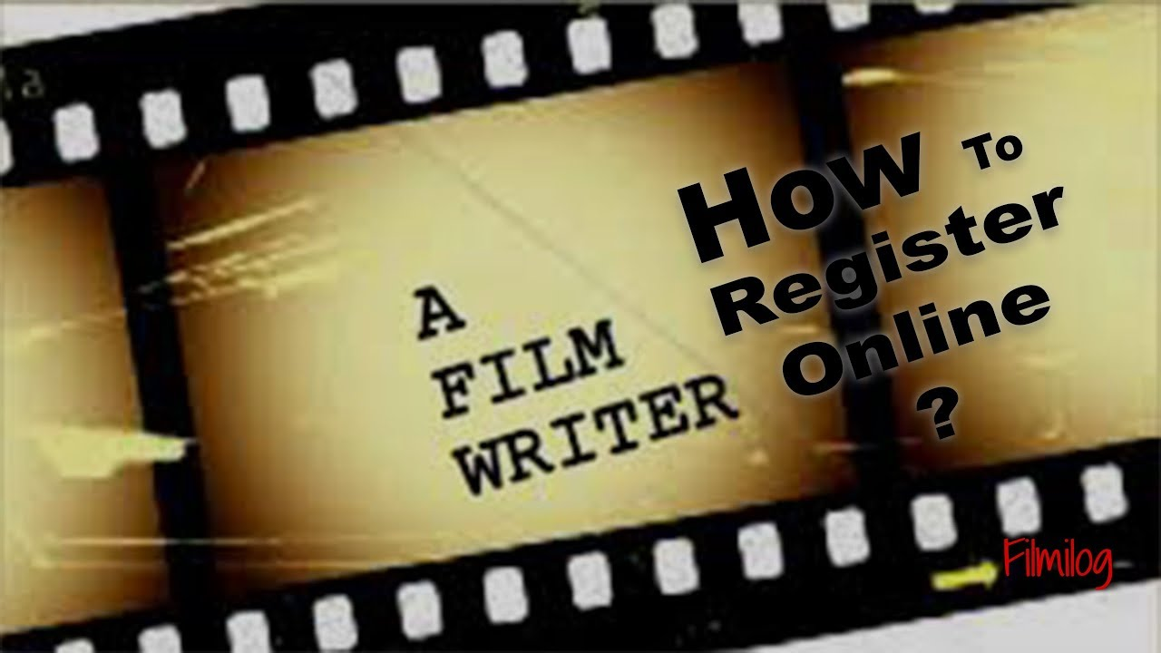 film writer can i get writer card online for film writing in