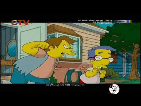 The Simpsons Movie |Dub Indonesia| (3)