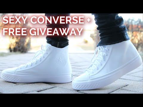 d968381550f5 BEST CONVERSE EVER  Converse Lux Modern Review - YouTube
