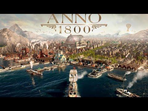 Anno 1800 | Multiplayer Gegen Schwere KI Im Hardcoremodus Mit Chrizzplay | Livestream Vom 02.06.19