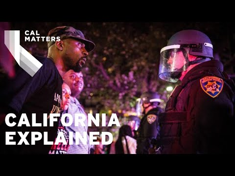 California's new police use-of-force law, explained