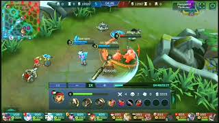 How to use hero lapu-lapu in early game