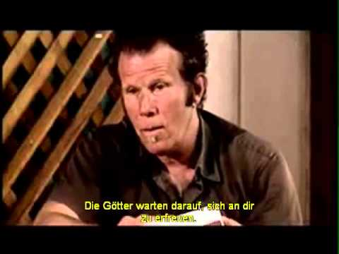 """Tom Waits reads a poem by Charles Bukowski: """"The Laughing Heart"""""""