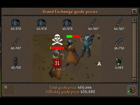 Main or pure, (F2p) pking on osrs (Knight owls)