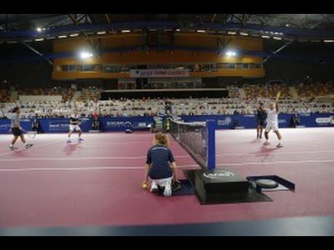 Bahrami - González vs Haarhuis - Santoro | AFAS Tennis Classics 2015