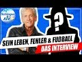Capture de la vidéo Sein Leben, Fehler &Amp; Fussball 😱 Das Interview Mit Olaf Berger