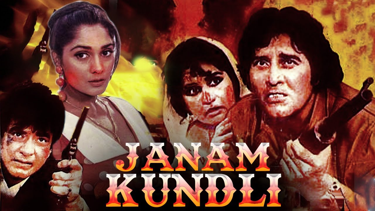 Janam Kundli Hindi Action Movie | Full Hindi Movies | Bollywood Classic Movies
