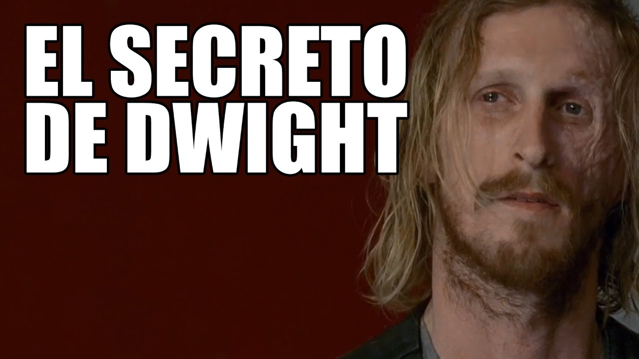 EL SECRETO DE DWIGHT - The Walking Dead Temporada 7 Capítulo 4 ...