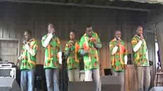 "Zambian Vocal Group ""Criminal on the Cross"""