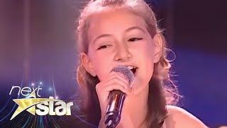 "Elena Hasna - Celine Dion - ""I surrender"" - Next Star"