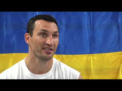 Ukraine Issues Weigh Heavy on Heavyweight Champ