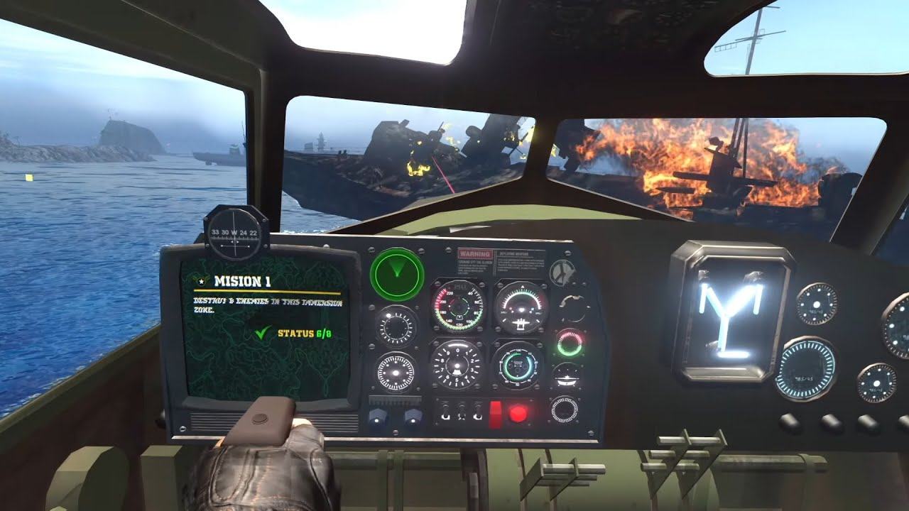 1976 Back to Midway - Trailer [PC VR]