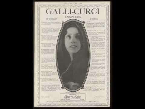 Amelita Galli-Curci -