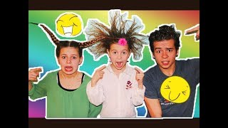 100 LAYERS OF HAIRSPRAY CHALLENGE!!!
