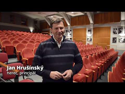 Jan Hrušínský - proč je důležité jít volit (1. část)