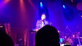 Andy Grammer - Fine By Me - NYC  - 9/26/11