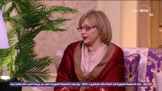 السفيرة عزيزة - هالة أبو خطوة ... 93% من الأطفال في مصر يتعرضون لأساليب تربية عنيفة