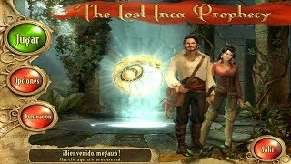 The Lost Inca Prophecy parte 1 (PC GAME)