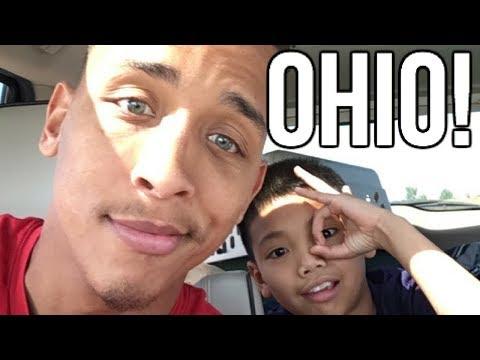 Road Trip Episode 3: Columbus, Ohio! I Got Massive Love Out There!