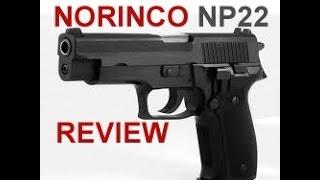 Norinco NP22 Review (Sig-Sauer P226 Clone)