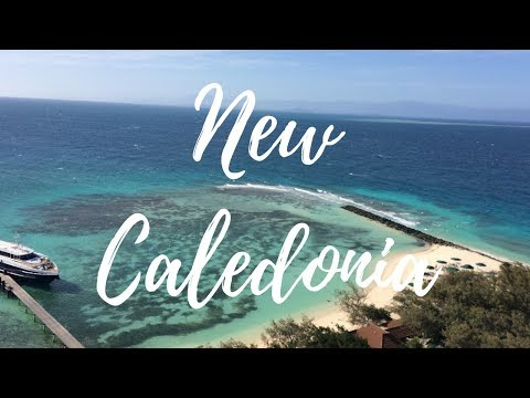 New Caledonia Travel Diary 2017 | Grace Clemas
