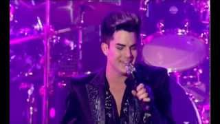 "14. Queen & Adam Lambert ""I Want to Break Free""(Live in Kiev)"