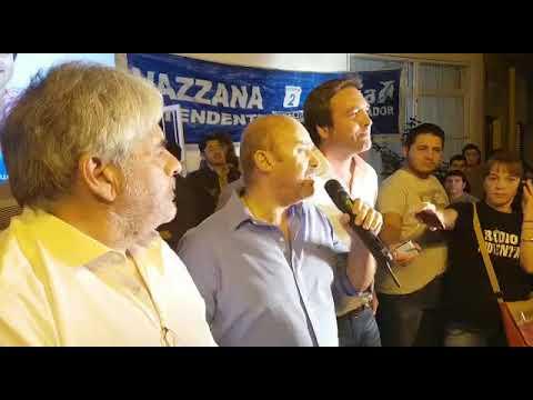 Elecciones en Regina: Discurso de Vazzana