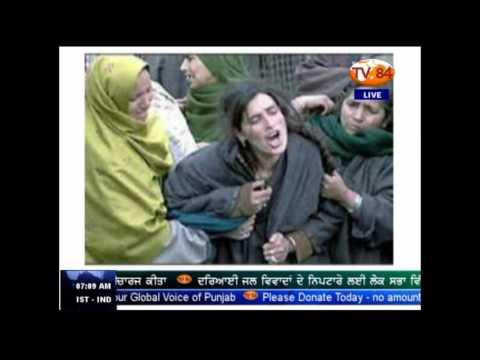 No justice for Chattisinghpora Sikh massacre even after 17 years -Jagmohan Singh Raina {APSCC (J&K)}