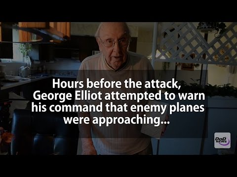 Army Private Richard Schimmel was 19 and just learning how radar worked when the Japanese attacked Pearl Harbor on Dec. 7, 1941. He and some of his Signal Corps colleagues were the first to know the planes were coming … but a warning they extended was ignored. Here's their story, told through his eyes.   Video by Petty Officer 2nd Class Darien Kenney