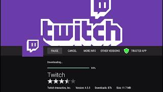 Video Easiest way to download Twitch.tv APK on Amazon Fire download MP3, 3GP, MP4, WEBM, AVI, FLV November 2018