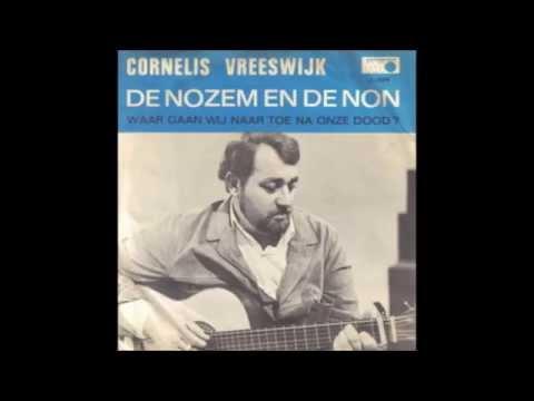 Cornelis Vreeswijk - De nozem en de non (originele versie; 1966)