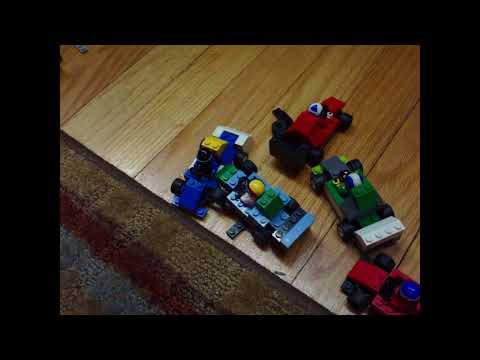 Lego F1 1991 Championship: South African Grand Prix